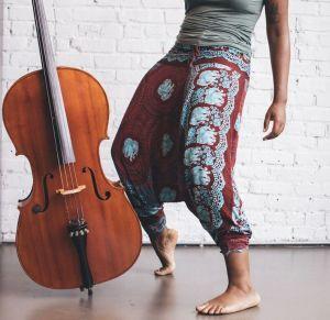 Octavia Reese Cello Dance