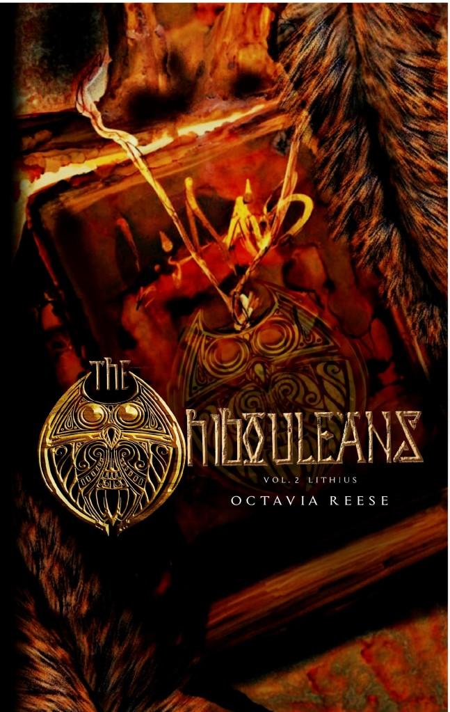 The Hibouleans VOL 2 e-COVER