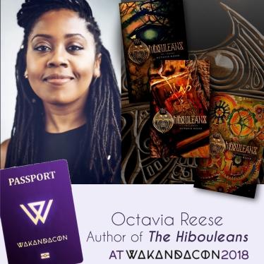 octavia reese wakandacon
